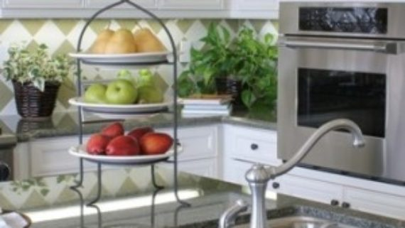 Green Kitchen Décor Ideas