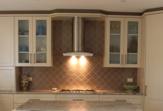 Tiled Splashbacks Sydney Hills District North Sydney