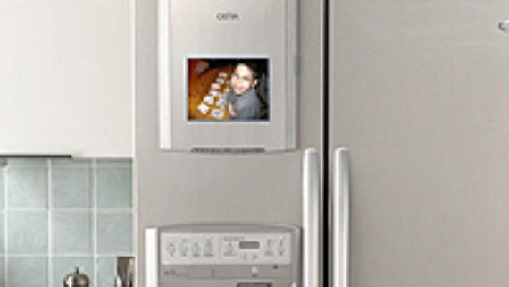 High Tech Smart Appliances Think for You