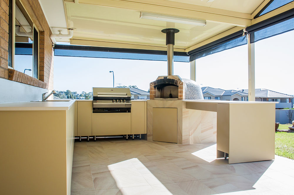 outdoor kitchen design sydney nsw - kitchens designs sydney