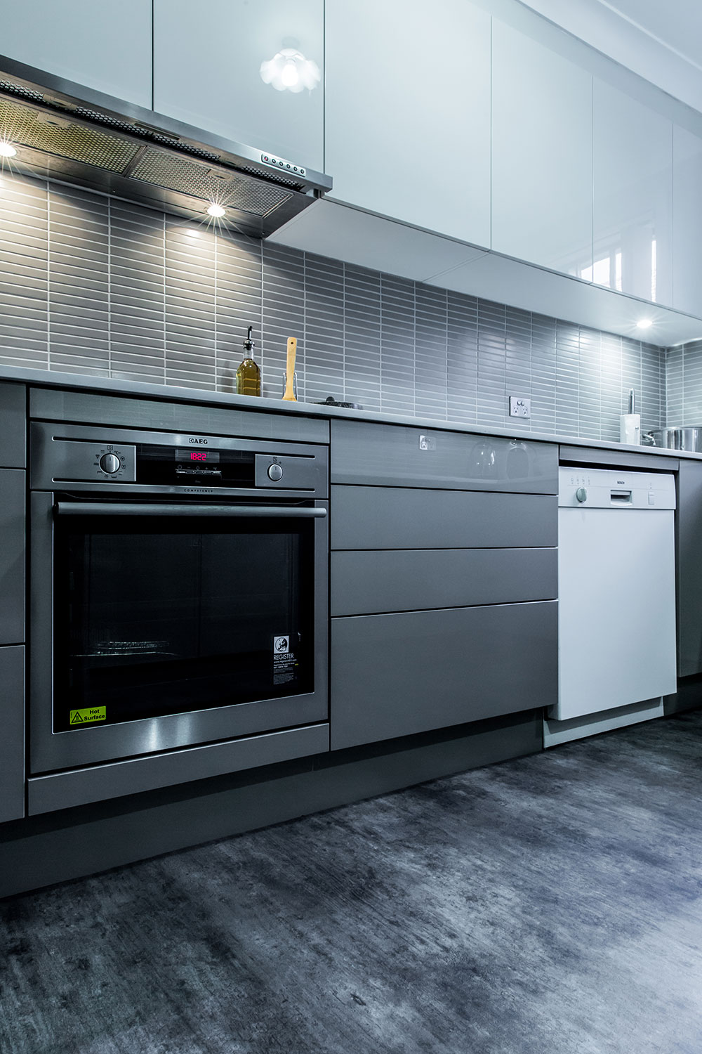 Commercial Kitchen Renovation at KellyVille Kitchens Kitchens