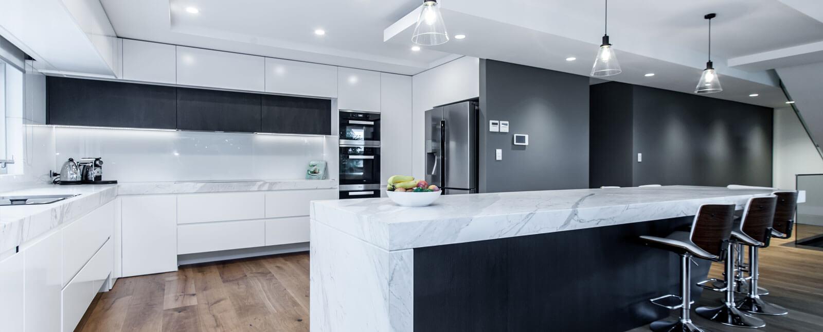 Modern Kitchen Designers Sydney NSW - Kellyville Kitchens