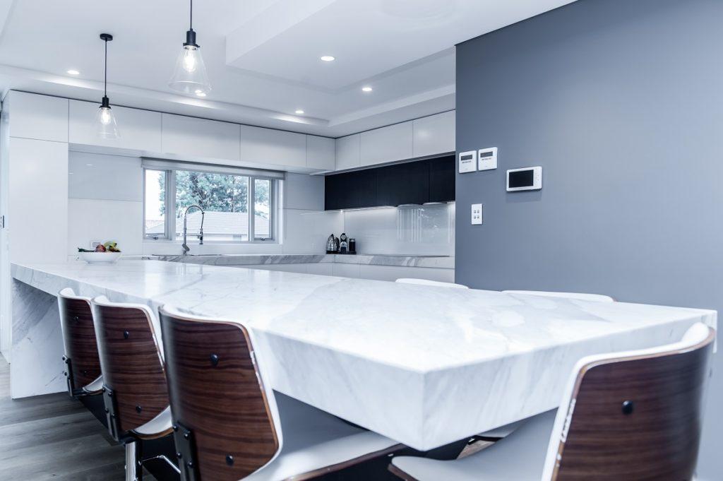 Considerations For Modern Kitchen Design Kellyville Kitchens Custom Select Kitchen Design Property