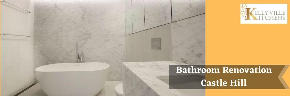 New Bathroom Castle Hill