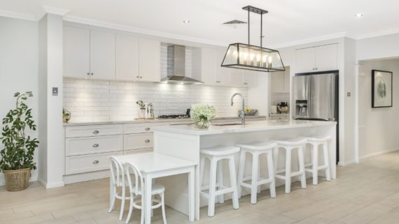 Hampton Kitchen Kellyville 6