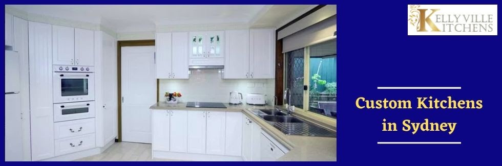 Custom Kitchens in Sydney