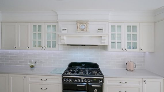 French Provincial Kitchen Kellyville