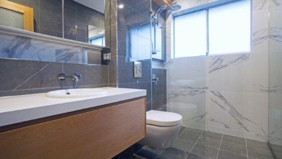 Modern Bathroom Baulkham Hills