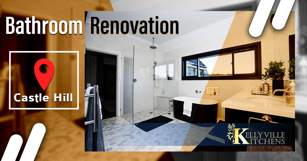bathroom renovation castle hill