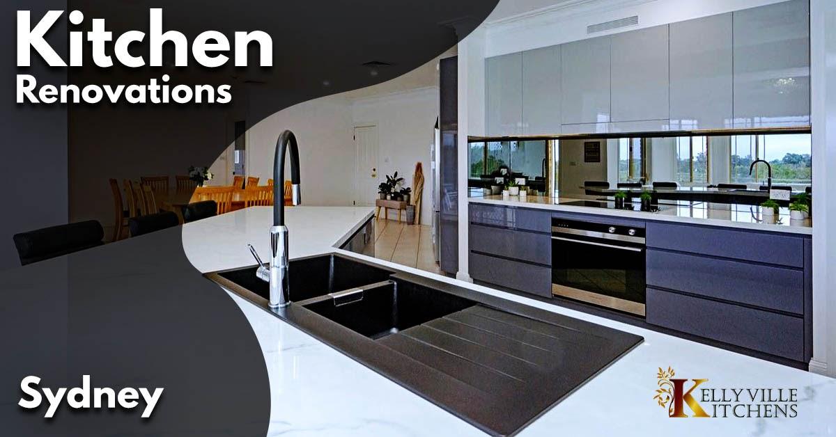 kitchen renovations in Sydney