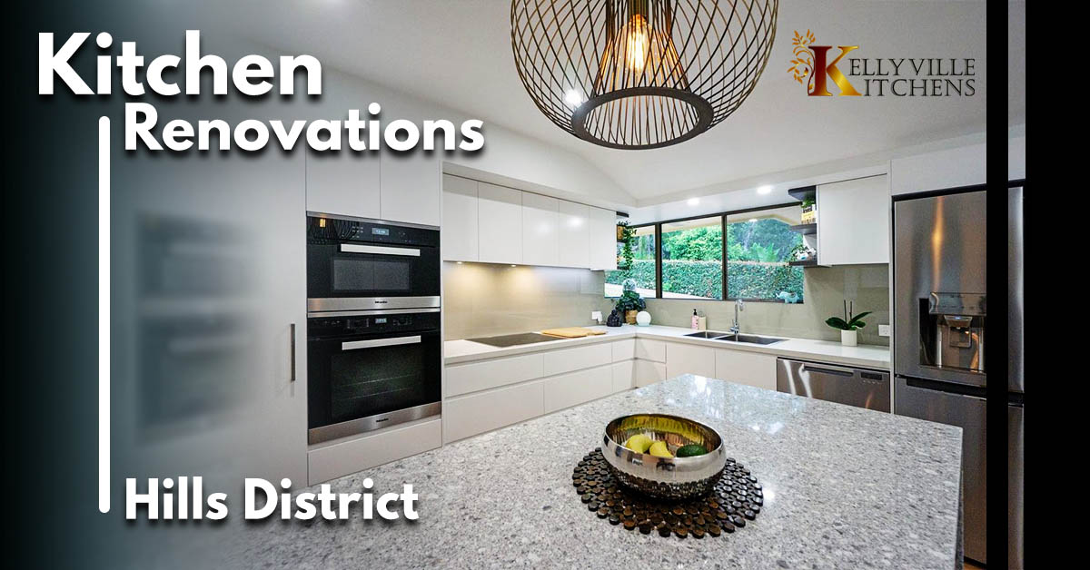 Kitchen Renovation Hill District