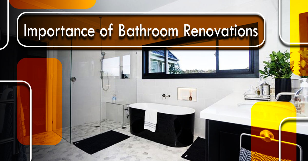 bathroom renovations in Sydney
