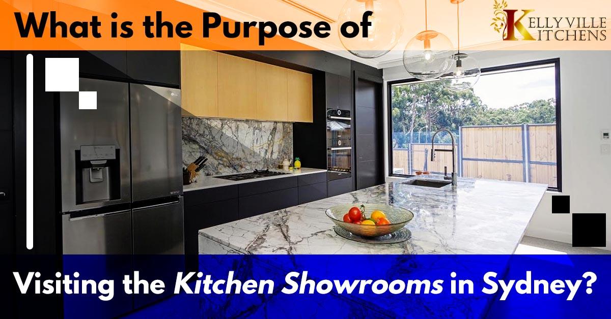kitchen showrooms in Sydney