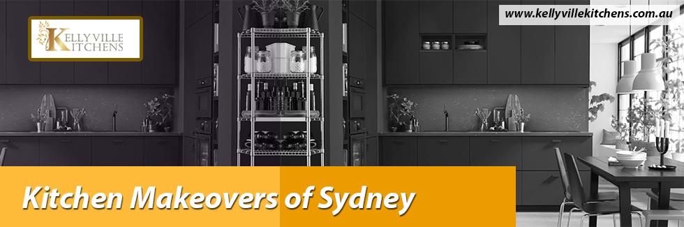 Kitchen Makeovers of Sydney