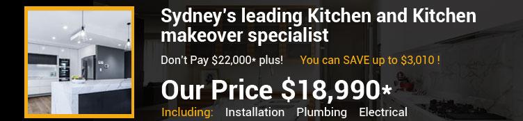 Kitchen Renovations Sydney by Kellyville Kitchens